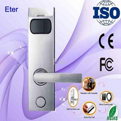Eter RFID card electronic Hotel lock