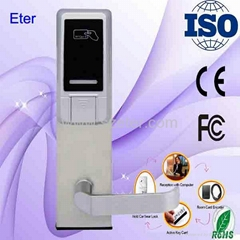 Eter RFID card hotel door lock