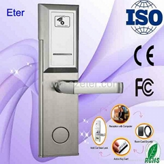 Eter RFID card hotel door lock system