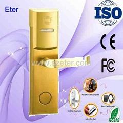 Eter RFID card hotel key card lock