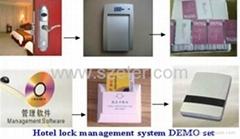 Eter RFID Mifare card hotel door lock system