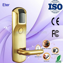 Eter RFID Mifare card electronic hotel room door lock