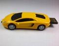 Car shape usb flash drive wholesale 3