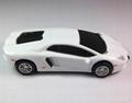 Car shape usb flash drive wholesale 4