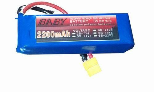 BABY Series lipo packs (20C-70C) 1