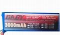 BABY Series lipo packs (20C-70C) 4