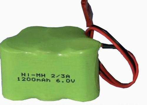 NI-MH Battery  4