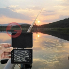 Newest! 3.5inch screen Fishing fish finder camera,underwater video camera