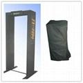 Walk through metal detector door 3