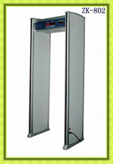 Waterproof Walkthrough metal detector gate