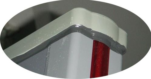 Waterproof Walkthrough metal detector gate 2