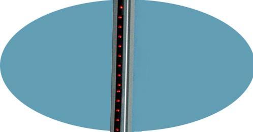 (6 Zones ) Walkthrough metal detector gate 3