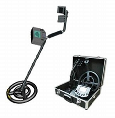 Ground metal detector