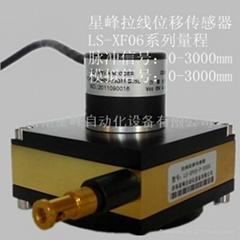 3000毫米脉冲信号拉绳编码器