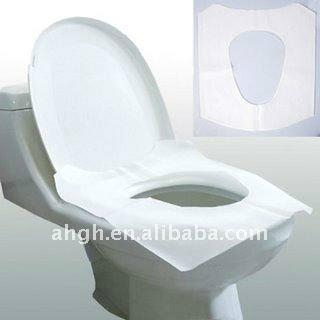 Paper toilet seat cover  1