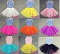 Chiffon Girl Tutu Skirt Ballet Tutu