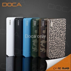 6500mAh Universal External Battery Power Bank for mobile Phone