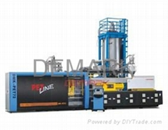high speed preform injection machinery DMK-PET72B