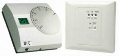 Wall Mount Floor Heating Thermostat (HTW-11-927)