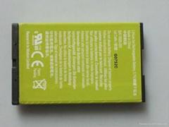 Top Quality  3.7V Li-ion Mobile Phone Battery For Blackberry