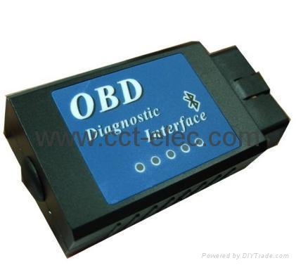 OBDT ester: OBD-Diagnostic software and interfaces
