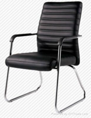 Meeting chair conference chair metal frame reception chair