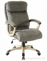 Office chair manager executive boss super comfortable padding ergonomic design
