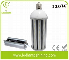 E40/E39 120W LED Post Top Lamp - 360pcs Samsung 5630SMD - 12000Lm CRI > 80 - 85~