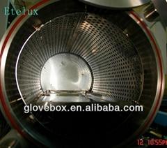 Etelux vacuum glove box
