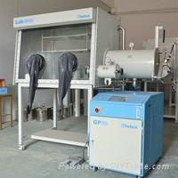 Etelux high quality lab test equipment- vacuum glove box