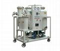 RZJ Series Vacuum Oil Purifier for Lubricating Oil