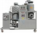 TSZJ Series Decoloring Vacuum Oil Purifier
