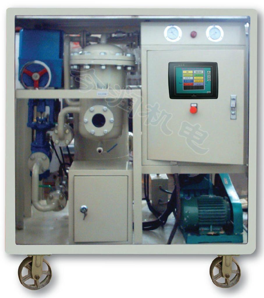 DZJ Series Nitrogen Hydrostatic (Transformer Oil) Vacuum Oil Purifier 1
