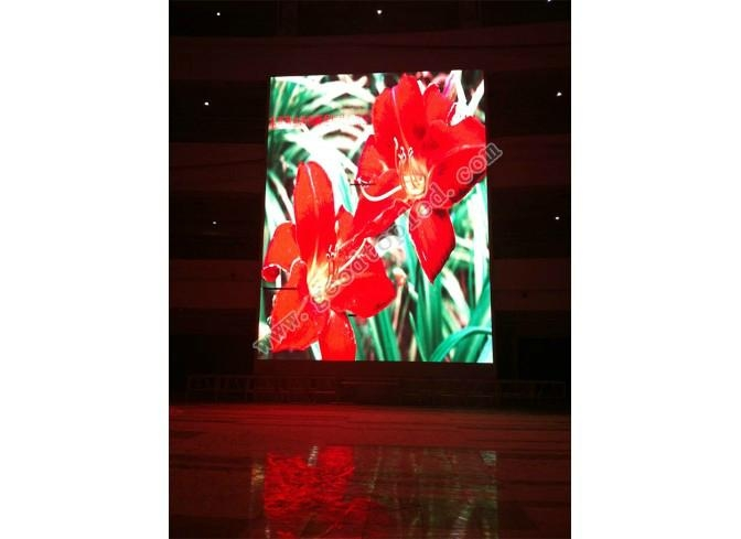 P7.62 SMD RGB indoor led screen - High-definition 2