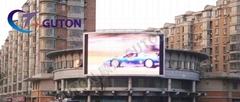 P14戶外全彩LED商業廣告屏