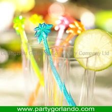 Best quality discount party colorful cocktail stirrer