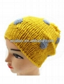 2013 new style fashion knitting hat