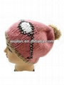 2014 new style fashion knitted hats