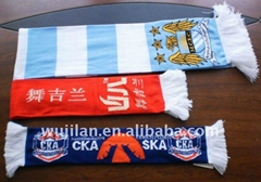 hot sell Mini Car Scarf for football fans