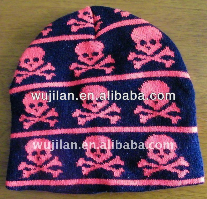 Honduras fan knit hat with star logo  1
