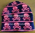 Honduras fan knit hat with star logo