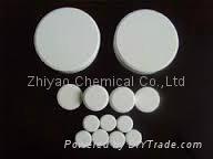 Trichloroisocyanuric acid 90% (tcca) tablets