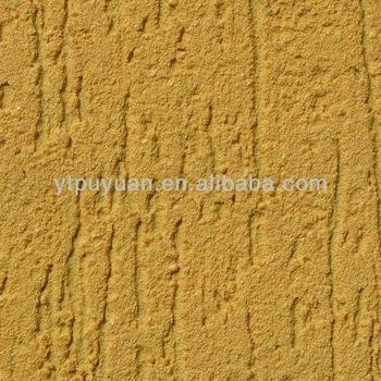 Waterproof Acrylic Exterior Wall Spraying Texture Stucco Paint Py6304 Puyuan China