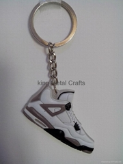 2013 high- end mini pvc 3d keychain
