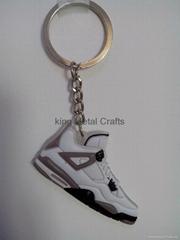 2013 high- end mini pvc 3d keychain