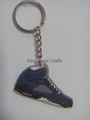 Custom plastic jordan keys holder