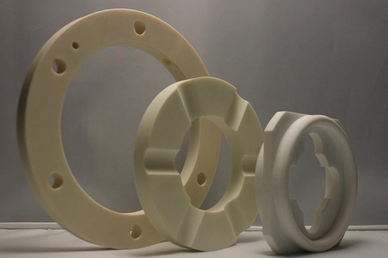 Alumina ceramic rings 5