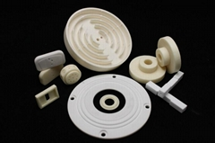 Alumina electric ceramics