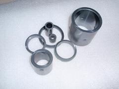 Silicon carbide ceramic rings