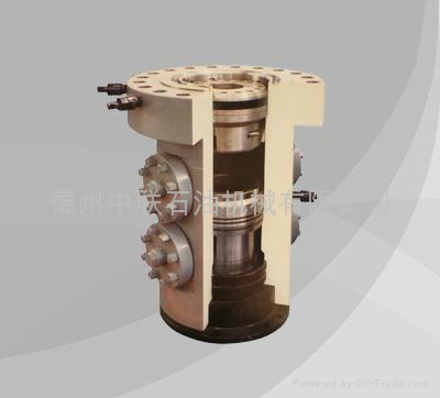 double stage casing head 1